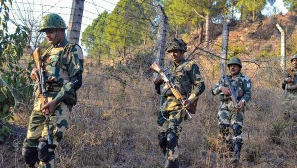 Pakistan,India,Line of Control