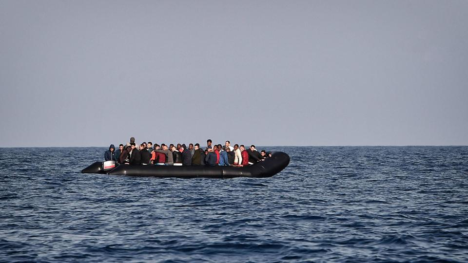 Tunisia migrants,Migrants,Libya