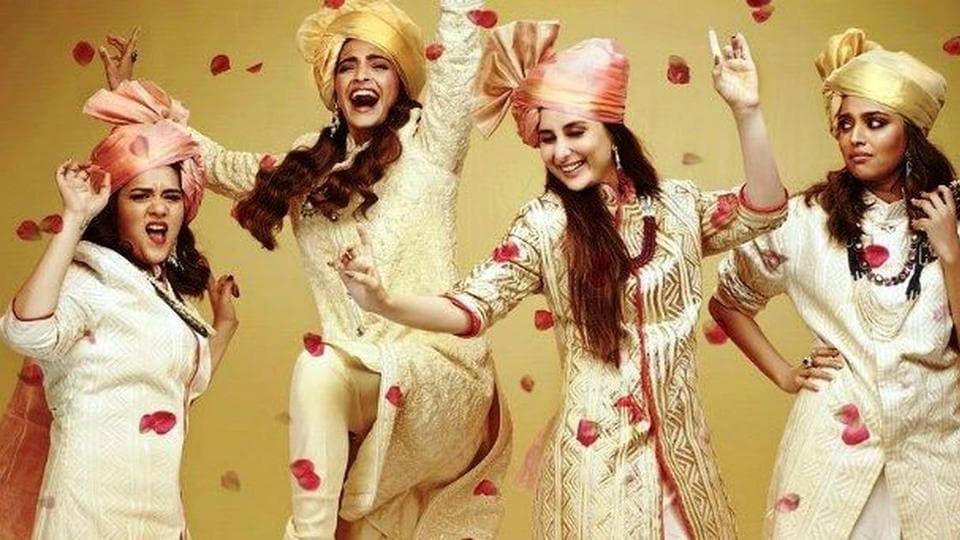 Veere Di Wedding,Kareena Kapoor Khan,Sonam Kapoor