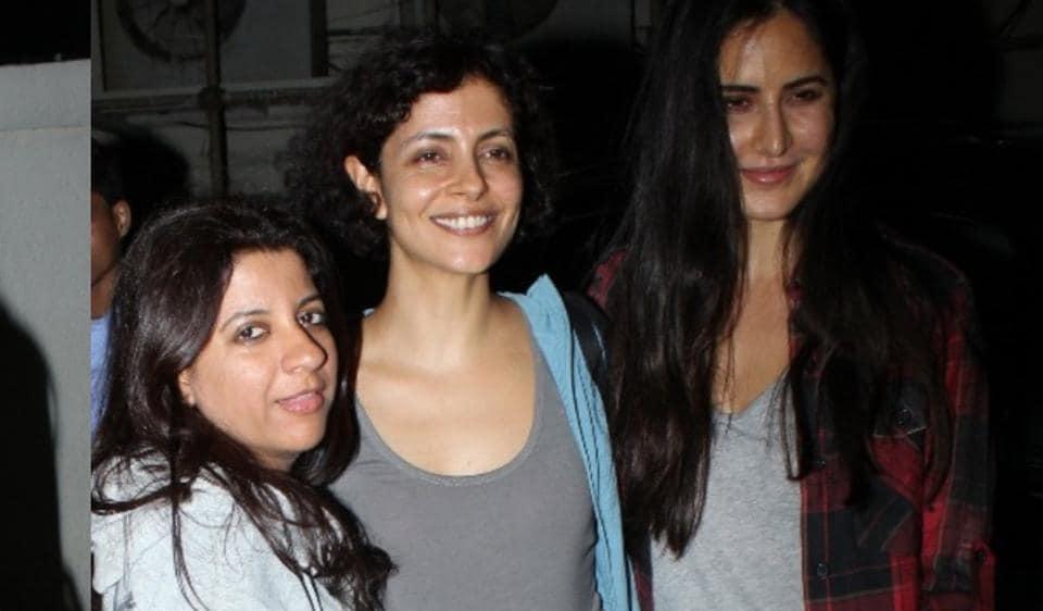 Taimur Ali Khan,Katrina Kaif,Kareena Kapoor