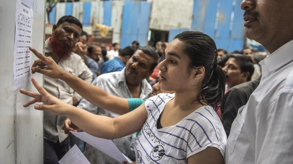NEET result 2018: The Central Board of Secondary Education (CBSE) announced result on Monday. The exam was held on May 6.