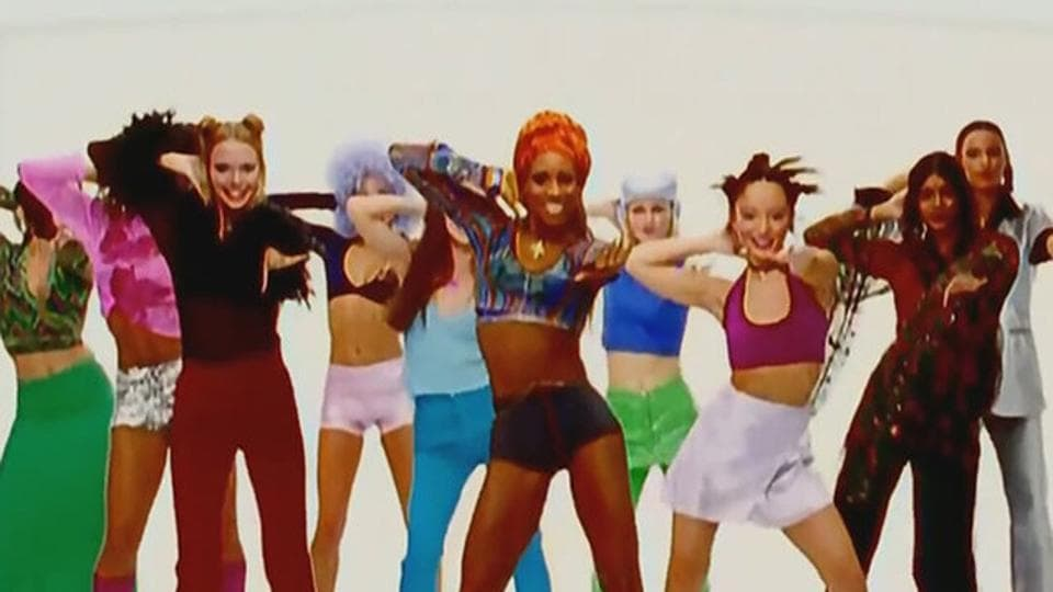 La Macarena is the 90s international hit song.