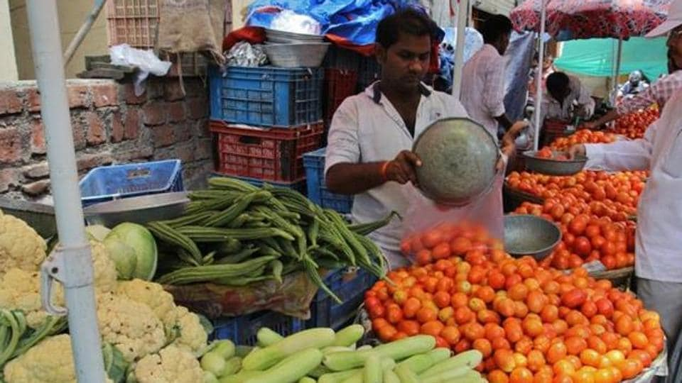 Farmers protest,Punjab protest,chandigarh vegetables