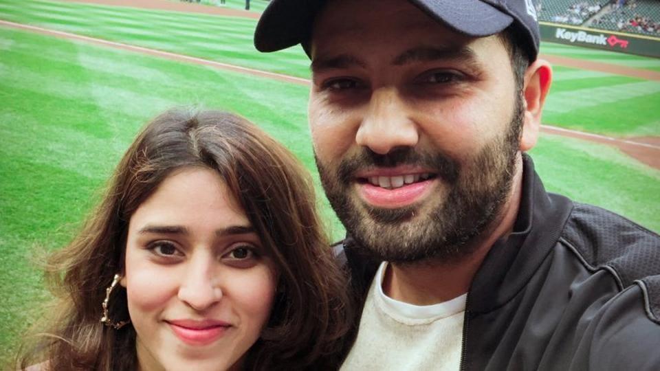 Rohit Sharma,Ritika Sajdeh,Seattle Mariners