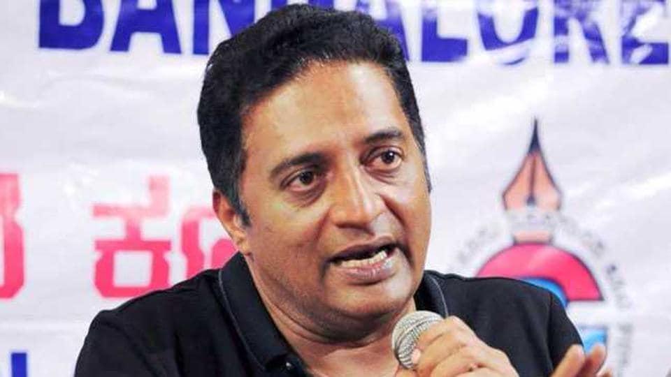 Prakash Raj spoke about distributors backing out of releasing Rajinikanth's movie Kaala.