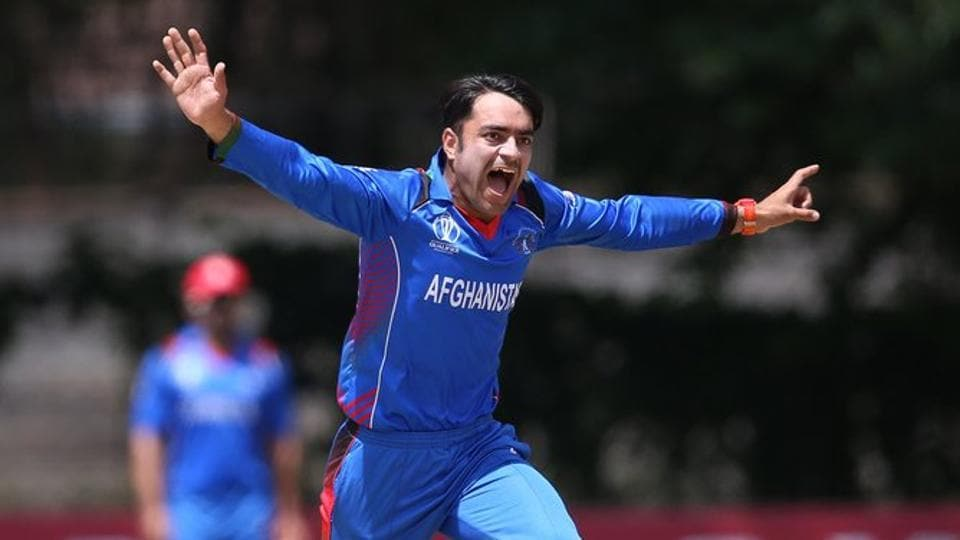 Rashid Khan finished the game with figures of 3-0-13-3.