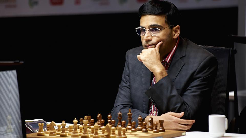 Viswanathan Anand played out a draw in Altibox Norway chess tournament on Monday.