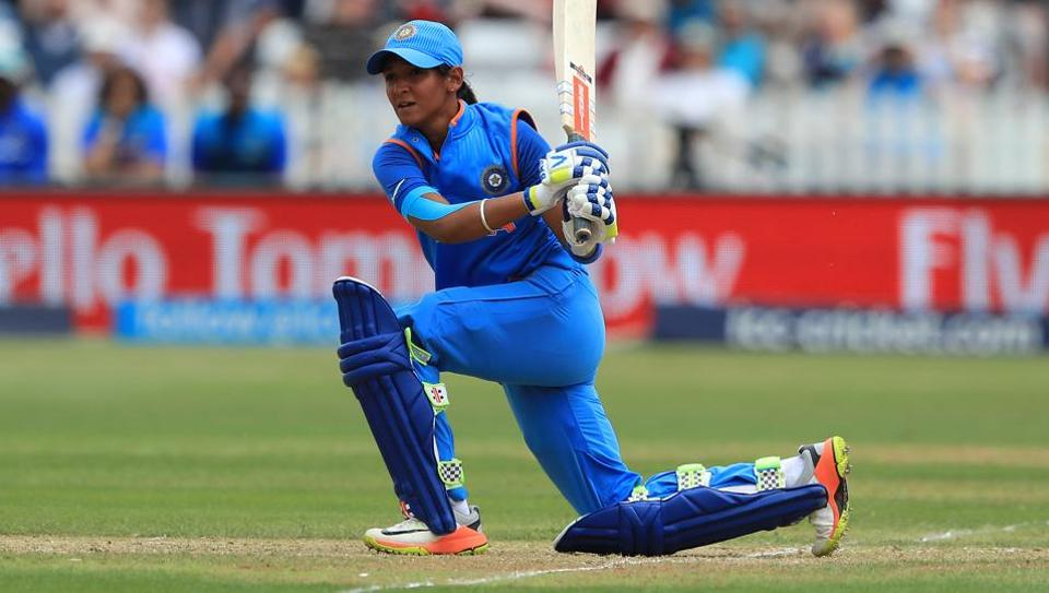 Harmanpreet Kaur guided the Indian women's cricket team to victory over Thailand in the Asia Cup cricket tournament on Monday.