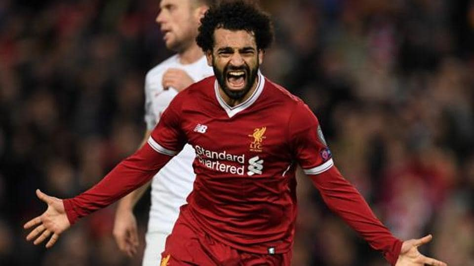 Mohamed Salah, who is suffering from an injury, was included in the Egypt squad for the FIFA World Cup 2018.
