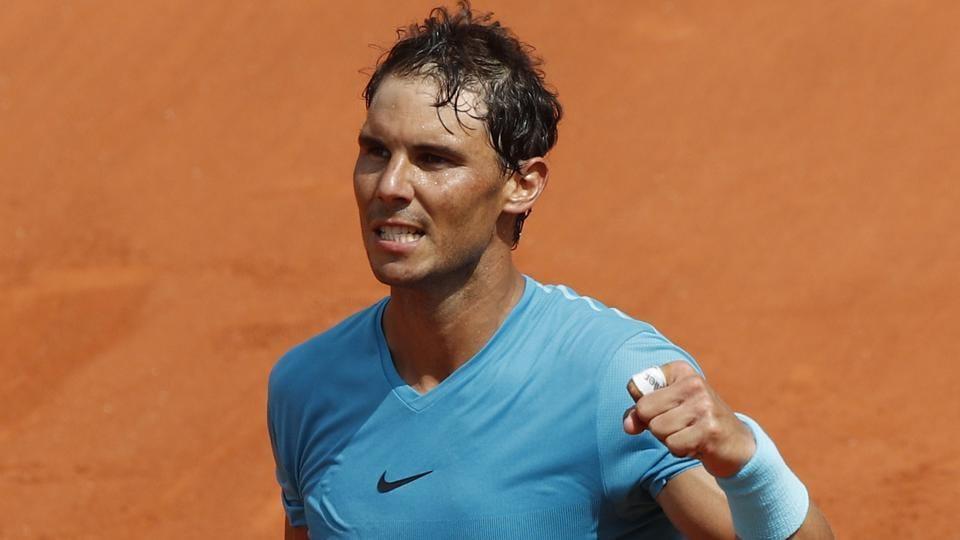 Rafael Nadal,Maximilian Marterer,French Open