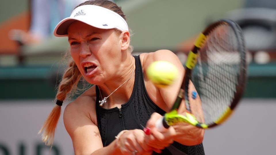 French Open,Caroline Wozniacki,Daria Kasatkina