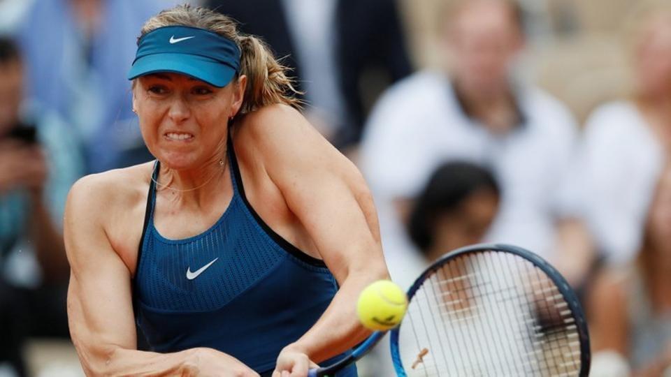 Maria Sharapova,Serena Williams,French Open