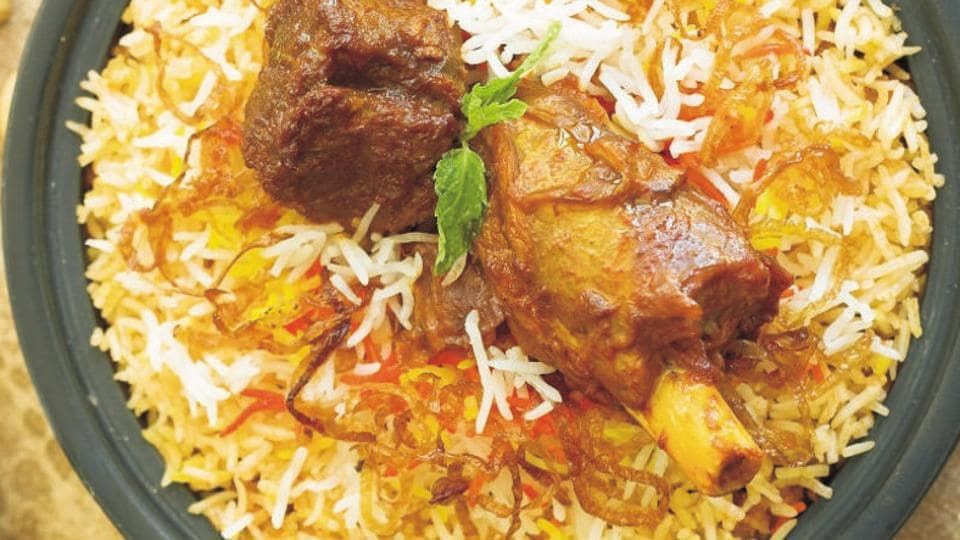 The tussle started over a plate of biryani and one of the customers shot the shop owner.