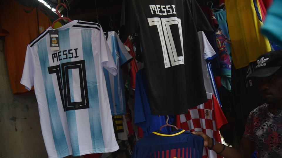 The Palestine FA chief has asked fans to burn replicas of Lionel Messi's shirt if he plays against Israel in Jerusalem next weekend.