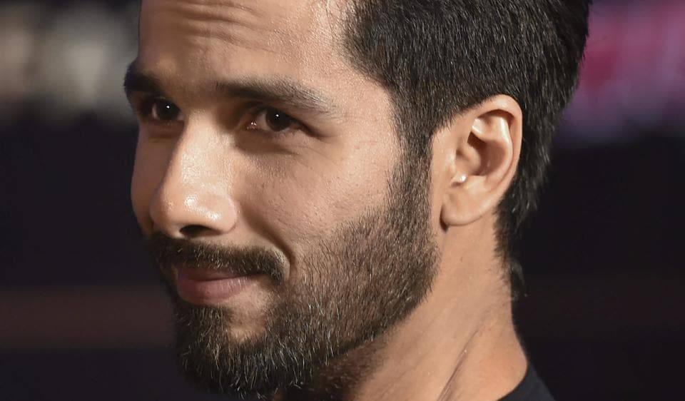 Shahid Kapoor is currently working on Batti Gul Meter Chalu.