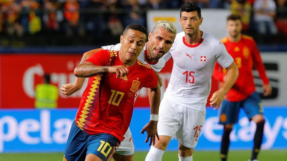 2018 FIFA World Cup,David de Gea,Spain national football team