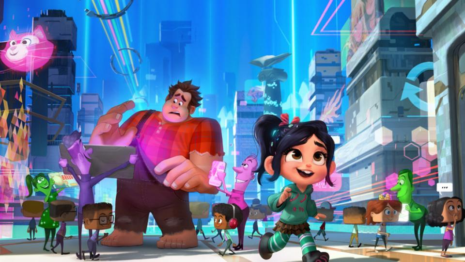 Besides Disney princesses and Stormtroopers, the first trailer for Ralph Breaks the Internet: Wreck-It Ralph 2 also had a quick Iron Man cameo.