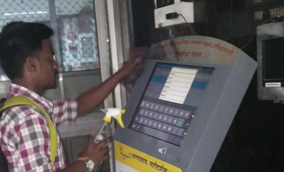 Two people will be always on-duty to help patients use the machines, said Idzes Kundan, additional municipal commissioner, BMC.