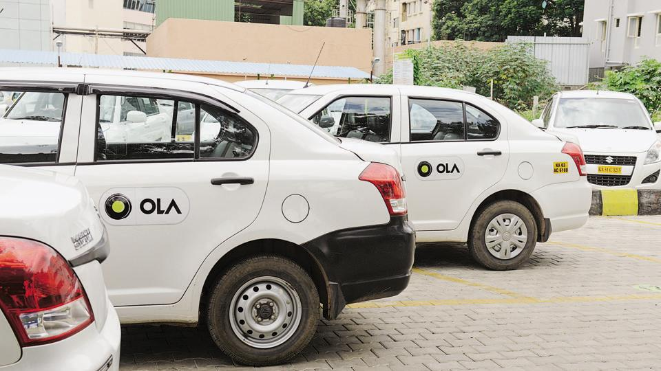 The Ola driver allegedly told the woman his friends would gangrape her if she wouldn't comply.
