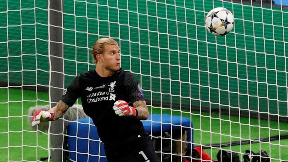 Loris Karius,Liverpool,Champions League