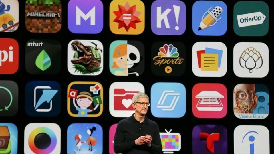 Apple,Apple WWDC,Apple WWDC 2018