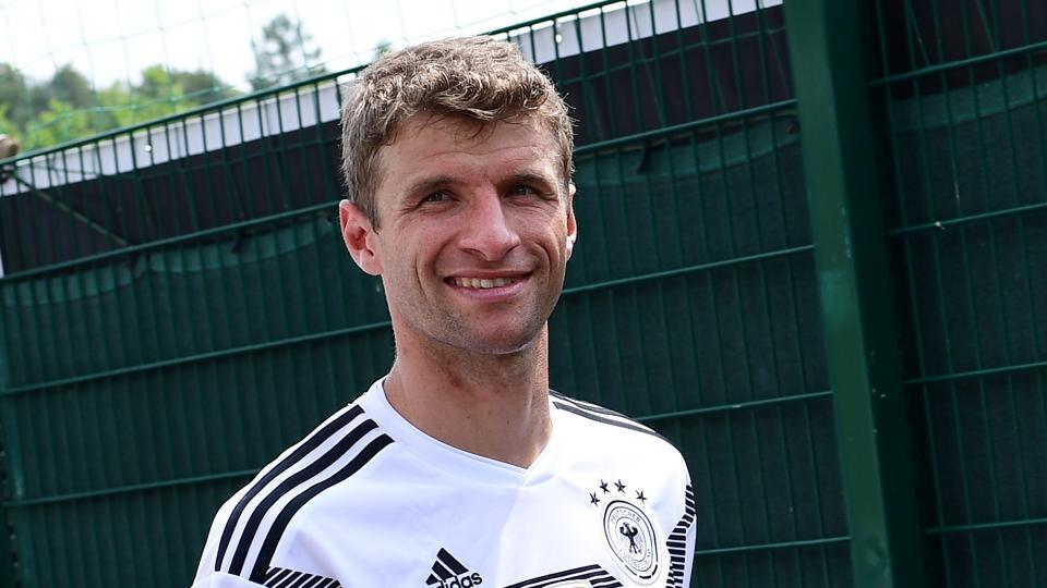 Thomas Muller has scored 10 goals for Germany in last two editions of World Cups.
