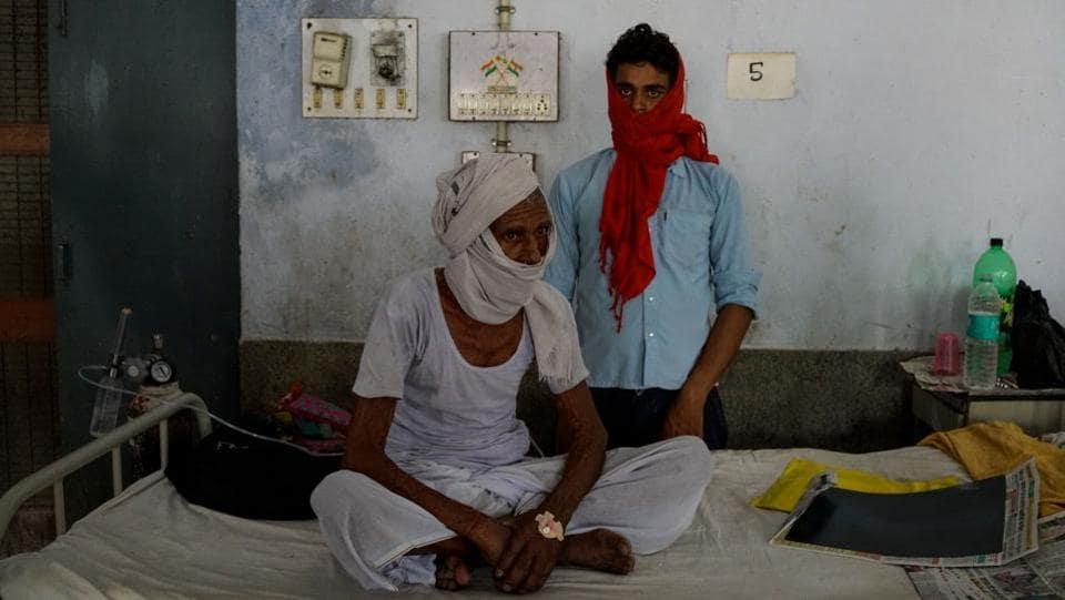 Photos: Kanpur city chokes on the world's worst pollution