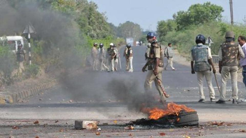 Mandsaur in Madhya Pradesh witnessed massive violence last year by farmers demanding proper price for their produce.