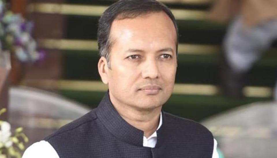Industrialist and former Congress MPNaveen Jindal appeared before the CBI at its headquarters where he was quizzed for nearly five hours.