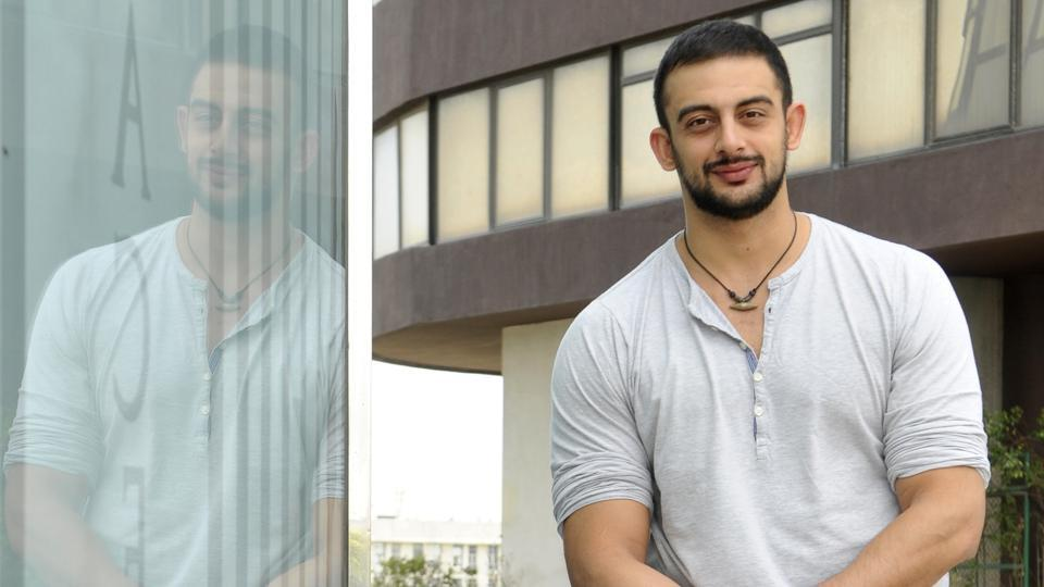 Most Handsome Man in the World - arunoday singh
