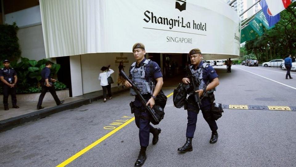 Trump-Kim summit,Singapore summit,Gorkhas