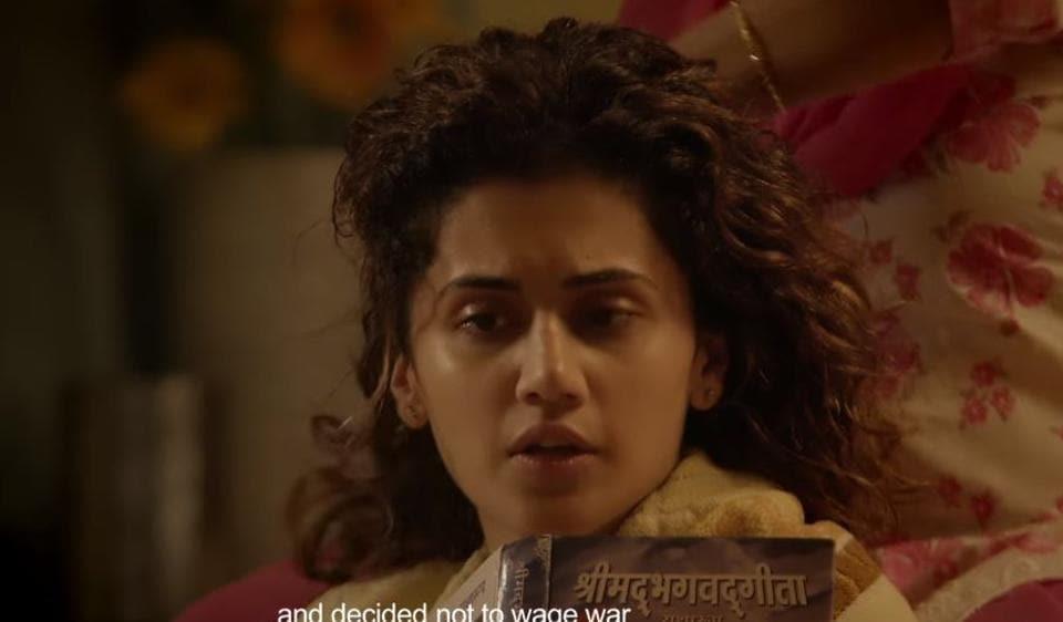 Taapsee Pannu,Nitishashtra,Taapsee short film