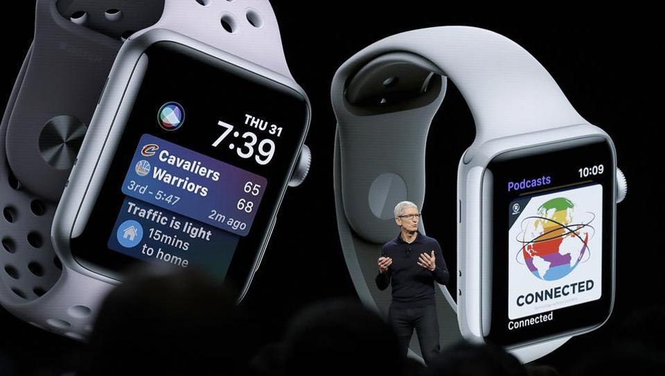 Apple,Apple Watch,Apple Watch Series 3