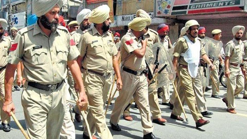 Living in the past,Punjab police,British-era vocabulary