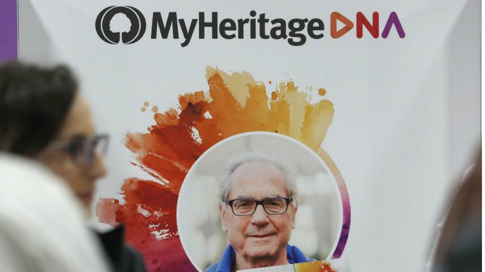 MyHeirtage,MyHeritage DNA website,MyHeritage DNA website hacked