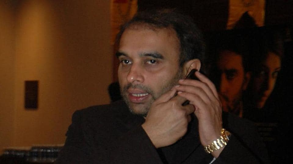 Bollywood producer Parag Sanghvi.