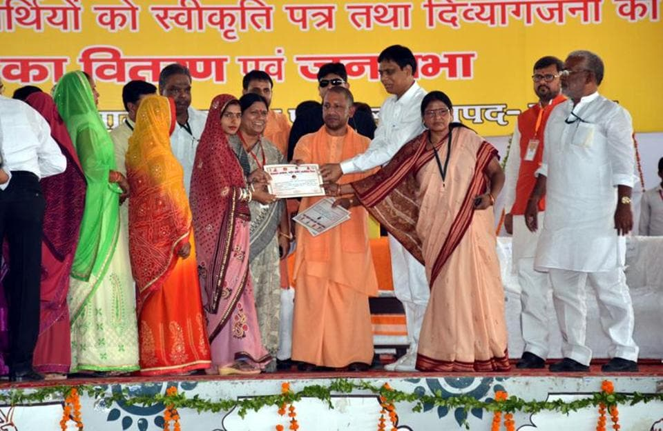 Ganga,Polythene free,Pollution free