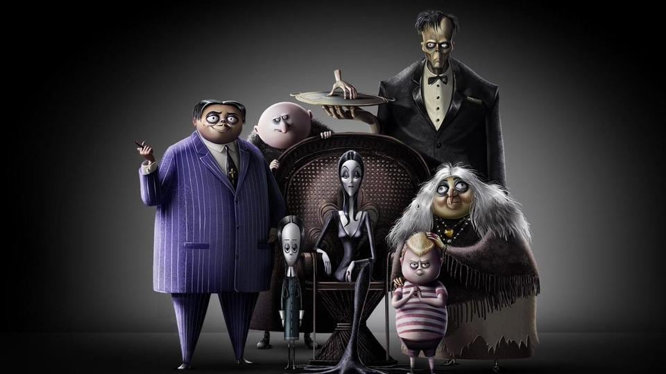 The Addams Family originated as a series of New Yorker cartoon by Charles Addams.