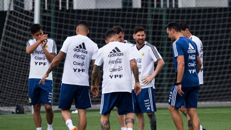 Messi has had disappointments at World football events for the past four years, with finals losses in the 2014 World Cup and two losses in the final of the Copa America to Chile in 2015 and 2016. (Getty Images)