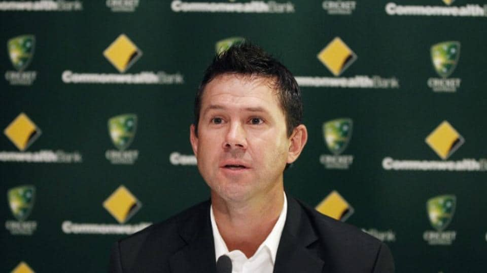 Ricky Ponting joins former Australia team-mate Justin Langer as part of the coaching staff.