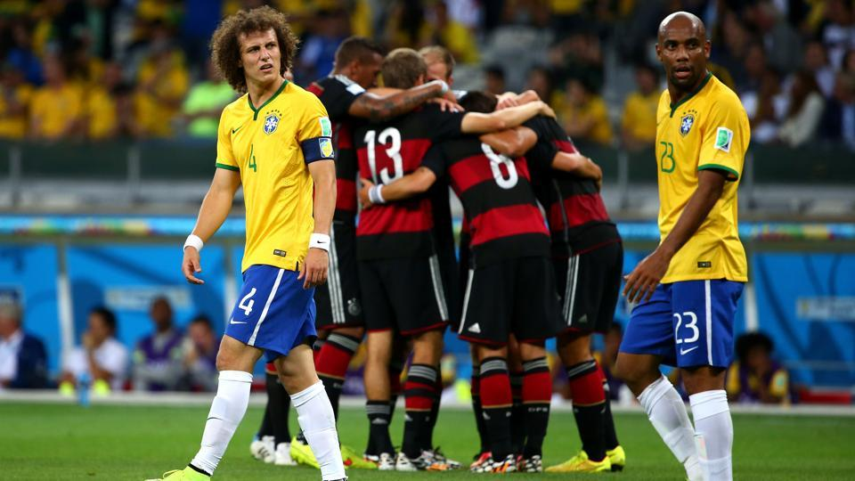 Brazil vs Germany,FIFA World Cup,FIFA World Cup 2014