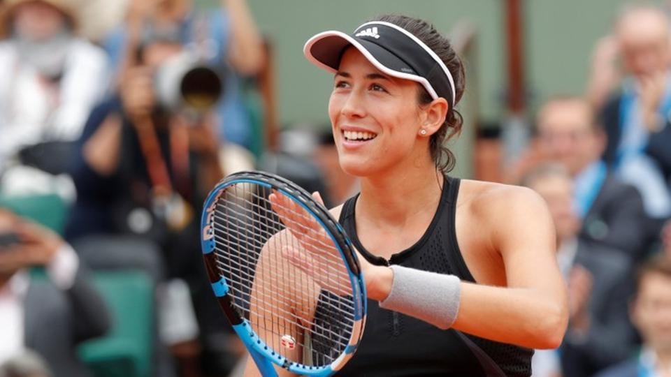 French Open,Roland Garros,Garbine Muguruza