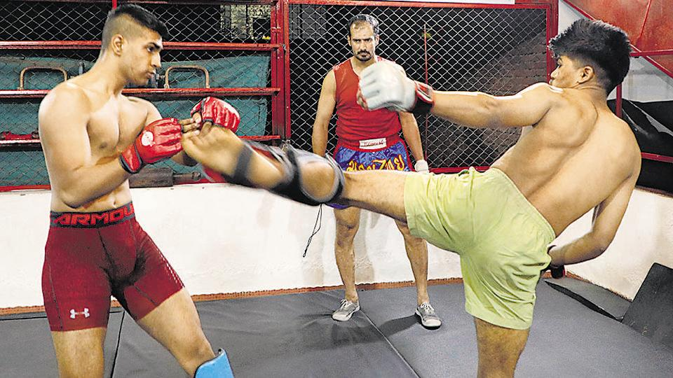 Pune,MMA,Sports