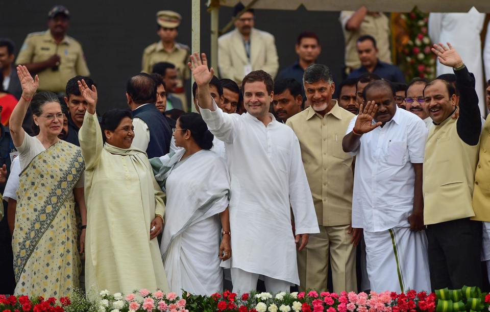The Congress, under a reminted and more accommodating Rahul Gandhi, appears to be slowly accepting that it cannot dictate terms to any party in the country, and that for its very survival, it must now be ready to compromise and cede political space to potential adversaries.