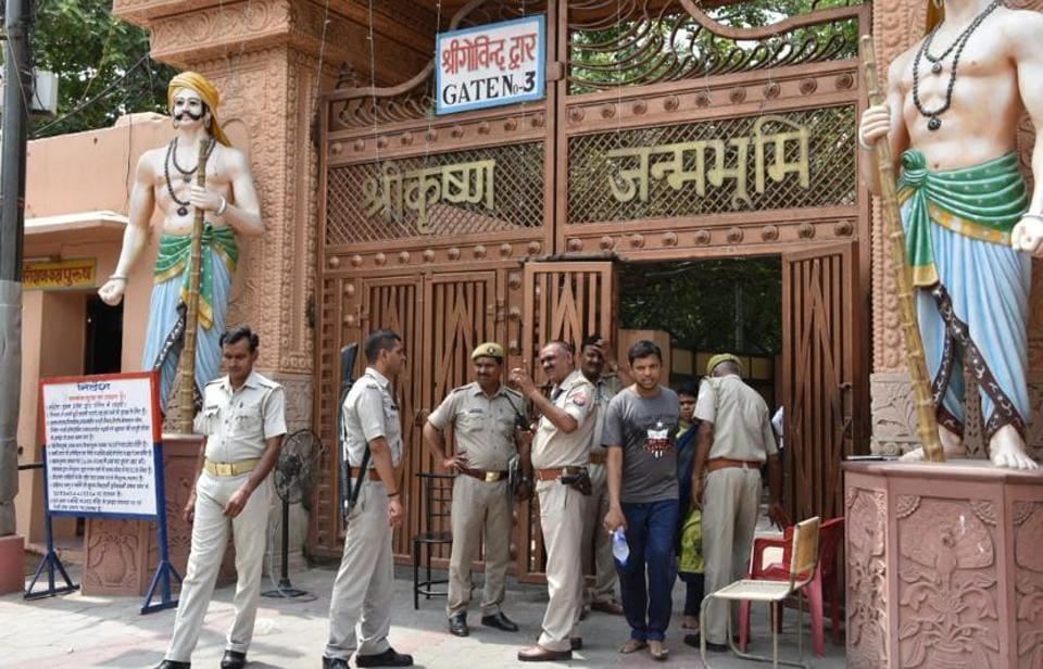High alert,Uttar Pradesh,LeT threat