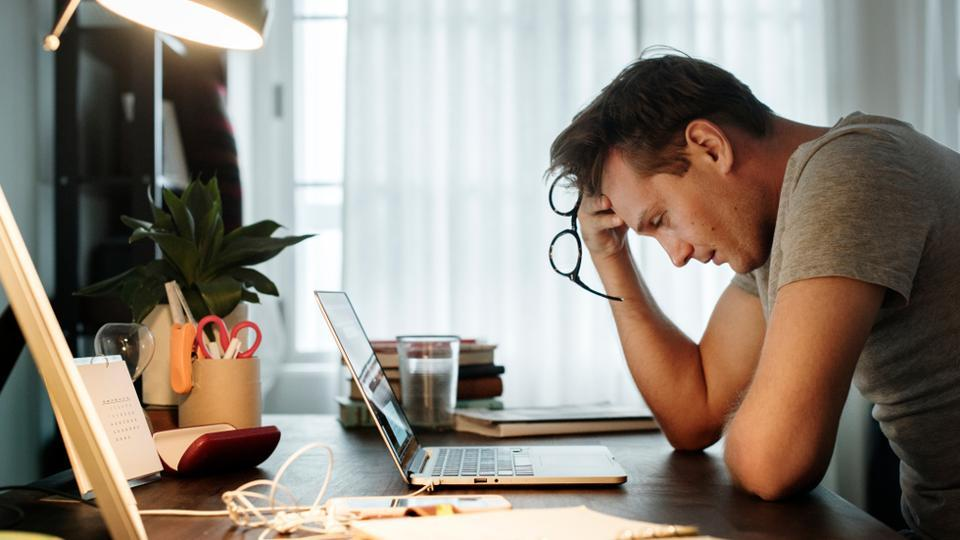 Are you going through long periods of stress? Be careful, as it could affect your sperm quality.
