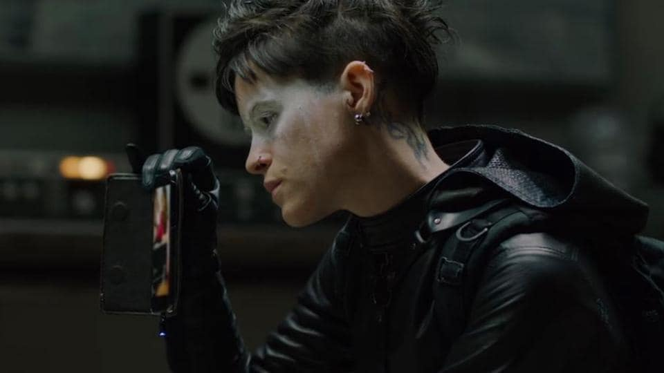 Claire Foy is right on money in The Girl In The Spider's Web teaser trailer.