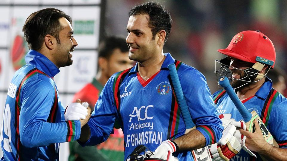 Afghanistan beat Bangladesh by 1 run to win three match series 3-0. Get full cricket score of Afghanistan vs Bangladesh, 3rd T20 here.