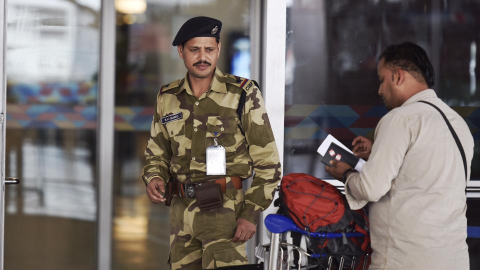 Of the 98 operational airports in the country, the CISF handles security for 59