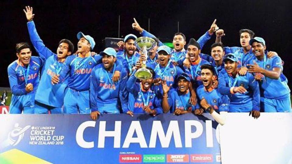 BCCI,Indian cricket team,India U-19 cricket team